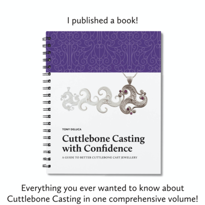 Cuttlebone Casting with Confidence: Everything you ever wanted to know in one volume!
